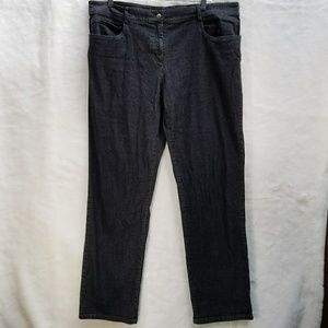 Eileen Fisher Denim Pants XL